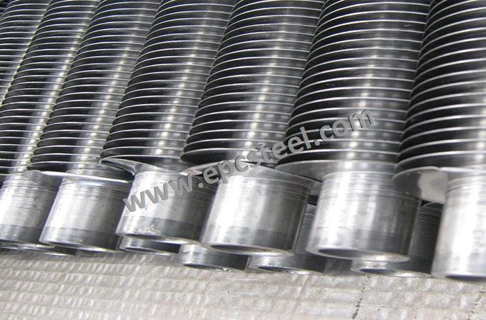 KL type fin tube
