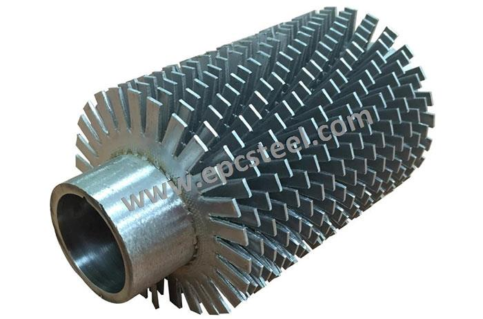 Serrated-HF-spiral-welded-fin-tube