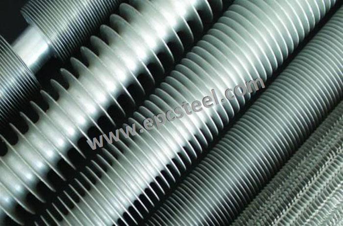 aluminum fin tube