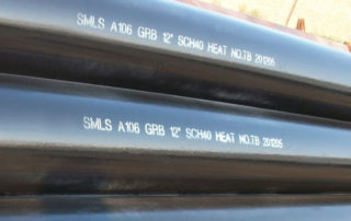 steel pipe standards