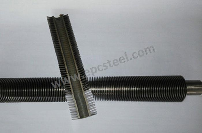 Laser Welded Fin Tube