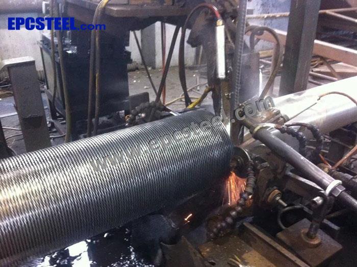 Serrated Fin Tube 11