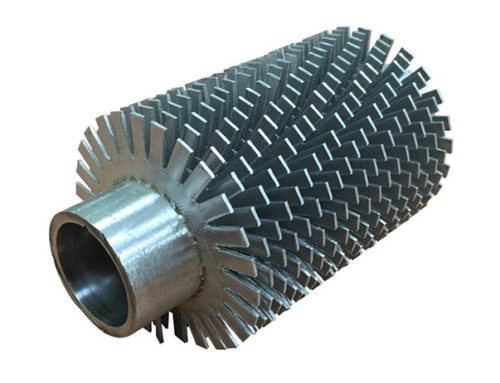 How to Produce the HF Welded Serrated Fin Tube