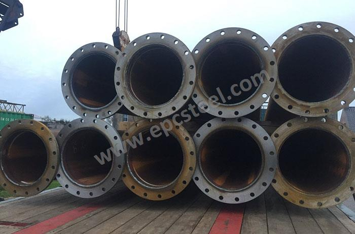 Flanged Steel Pipe