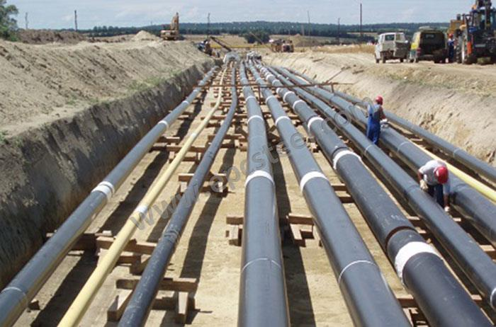 Gas Steel Pipe