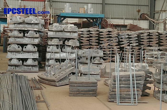 Ball Mill Liner Plate