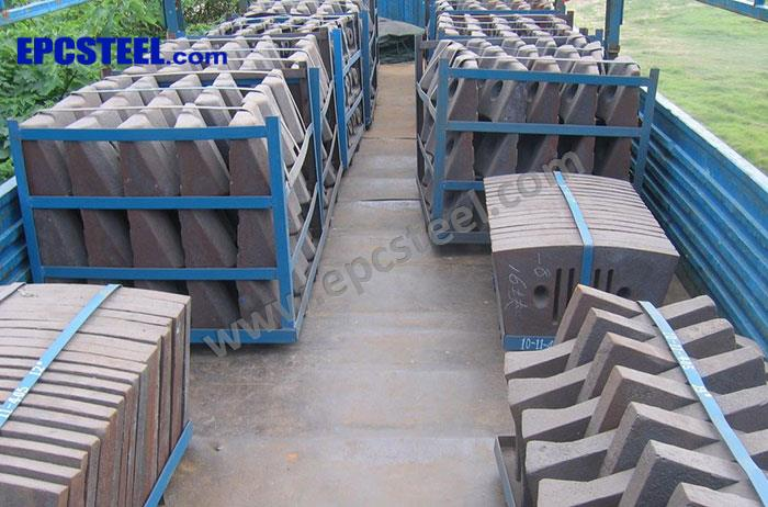 Cast Iron Liner Plate
