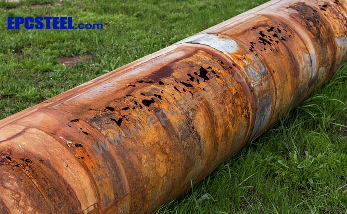 Corrosion Steel Pipe