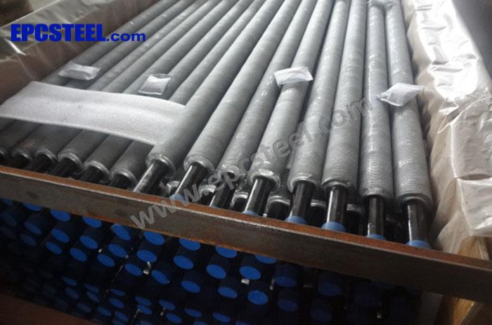 Extruded Fin Tube 06