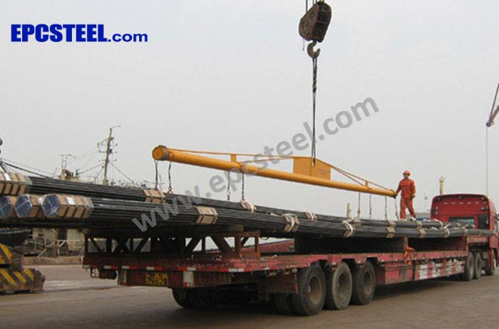 ASTM A192 Seamless Carbon Steel Boiler Tube